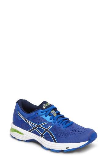 Asics Gt-1000 6 Running Shoe, Blue