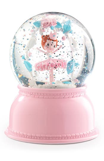Toddler Girl's Djeco Snow Globe Night Light