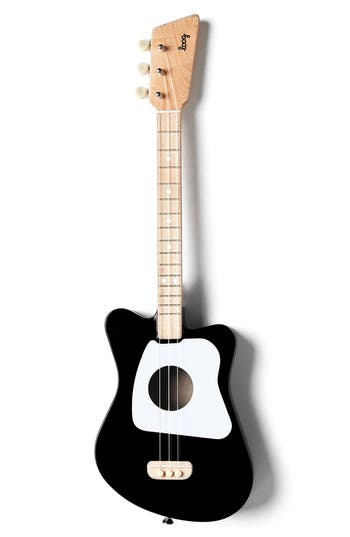 Loog Mini 3String Wooden Guitar