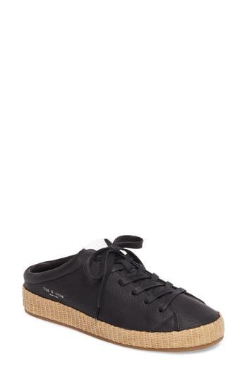 Rag & Bone Rb1 Slip-On Sneaker, Black