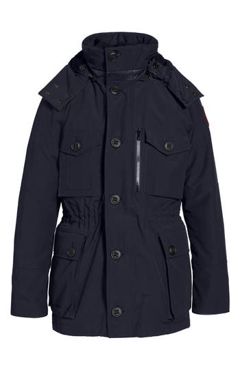 Canada Goose Drummond 3-In-1 Parka, Blue