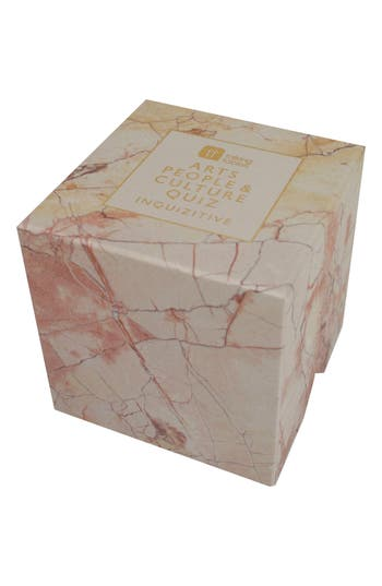 Talking Tables Inquizitive Cubes  Arts People  Culture Quiz