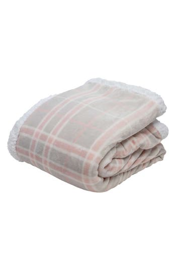 Lala + Bash Svedson Throw, Size One Size - Pink