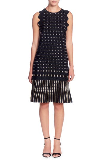 Catherine Catherine Malandrino Lorent Dress, Black