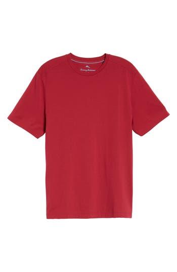 Big & Tall Tommy Bahama Tropicool T-Shirt, Red