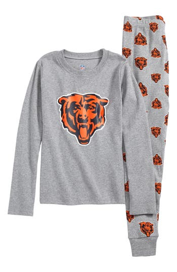 Boys Nfl Logo Team Fitted TwoPiece Pajamas
