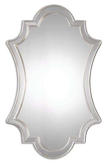 Uttermost Elara Wall Mirror, Size One Size - Grey