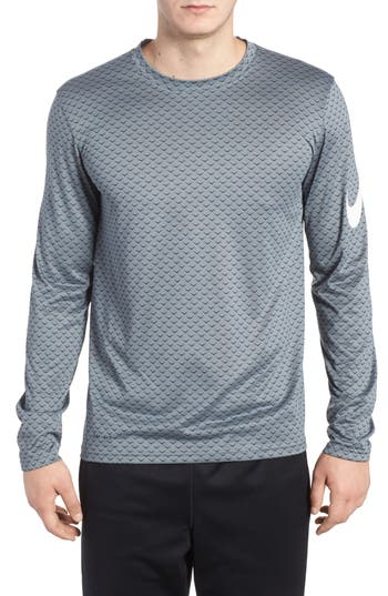 Nike Dry Legend Training T-Shirt, Grey
