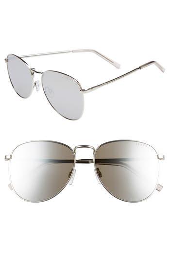 Women's Seafolly Clovelly 56Mm Metal Sunglasses - Sand
