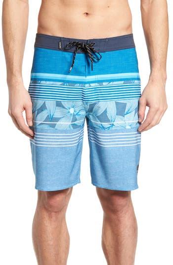 Rip Curl Mirage Shake Up Board Shorts, Blue