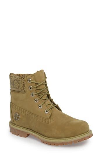 Timberland Henna Premium Boot, Green