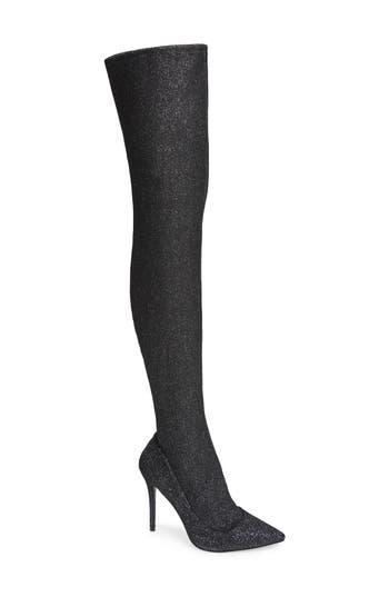 Topshop Bellini Stiletto Over The Knee Boot