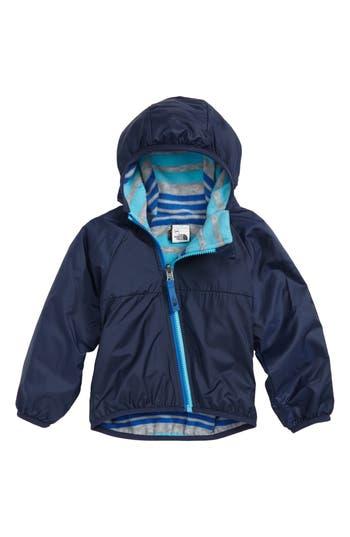 Infant Boys The North Face Breezeway Reversible Water Repellent Windbreaker Jacket