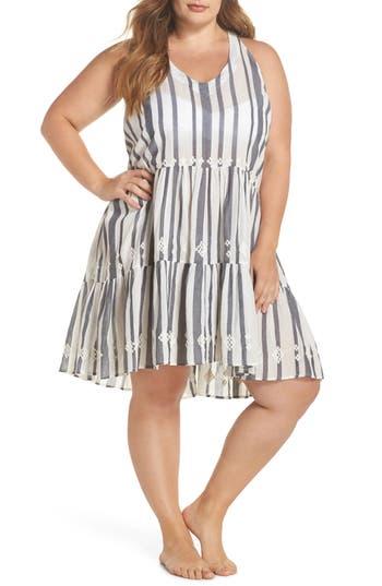 Plus Size Muche Et Muchette Legend Cover-Up Dress, Size One Size - White
