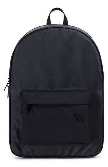 Herschel Supply Co. Winlaw Polycoat Studio Backpack - Black