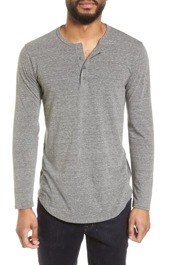 Goodlife Scallop Henley