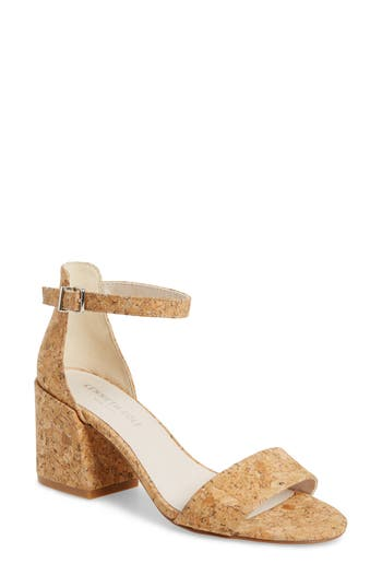 Kenneth Cole New York Hannon Block Heel Ankle Strap Sandal