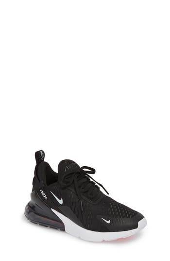 Kids Nike Air Max 270 Sneaker Size 35 M  Grey