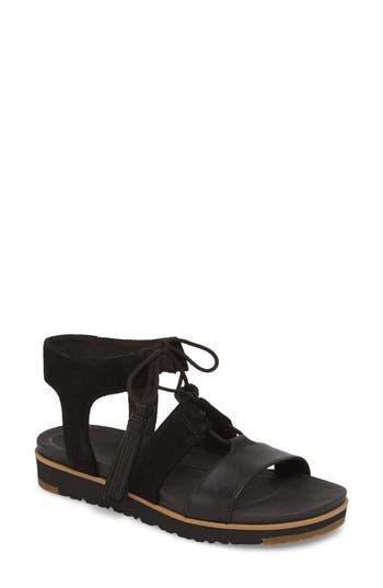 UGG® Maryssa Tassel Sandal
