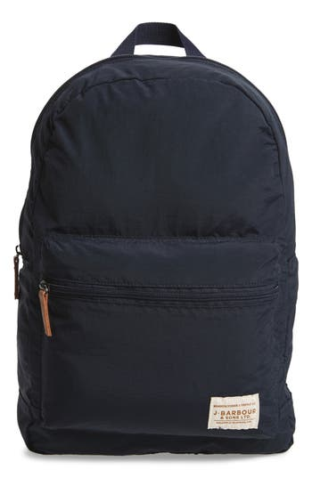 Barbour Beauly Packable Backpack - Blue
