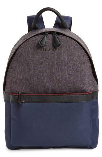 Ted Baker London Maxmad Nylon Backpack - Grey