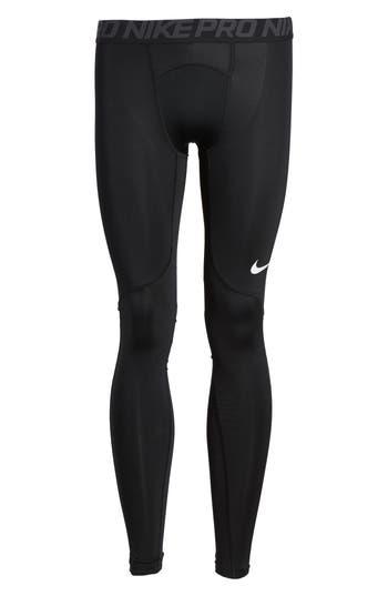 Big & Tall Nike Pro Training Tights, Black
