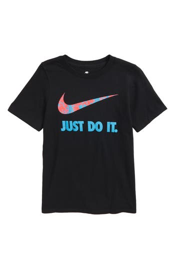 Boys Nike Sportswear Just Do It Graphic TShirt