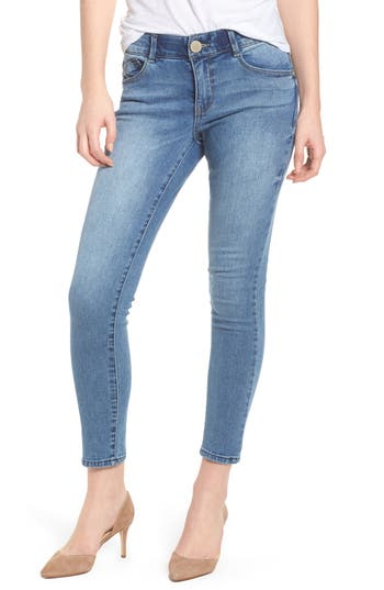 Wit & Wisdom Ab-solution Ankle Skimmer Skinny Jeans Regular & Petite