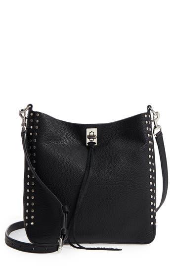 Rebecca Minkoff Small Darren Leather Feed Bag
