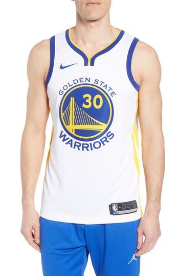 Nike Golden State Warriors - Stephen Curry Association Edition Swingman Jersey