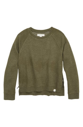 Girls Treasure  Bond Zip Sweater