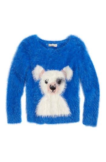 Girls Tucker  Tate Icon Eyelash Sweater