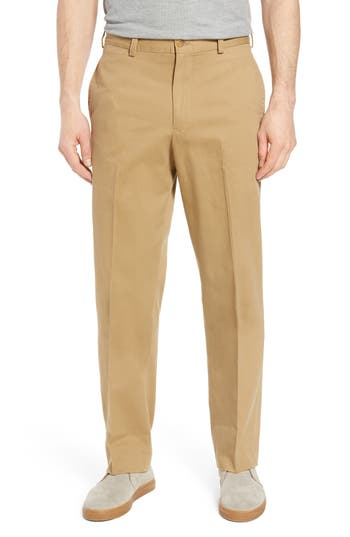 Men's Bills Khakis M2 Classic Fit Flat Front Vintage Twill Pants