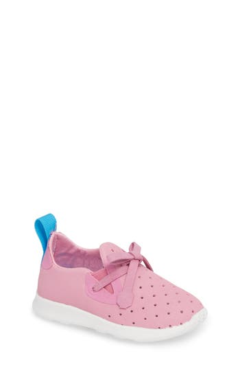 Boys Native Shoes Ap Moc Perforated Washable Sneaker Size 13 M  Blue