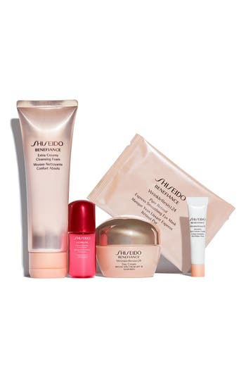 SHISEIDO BENEFIANCE WRINKLERESIST24 SET