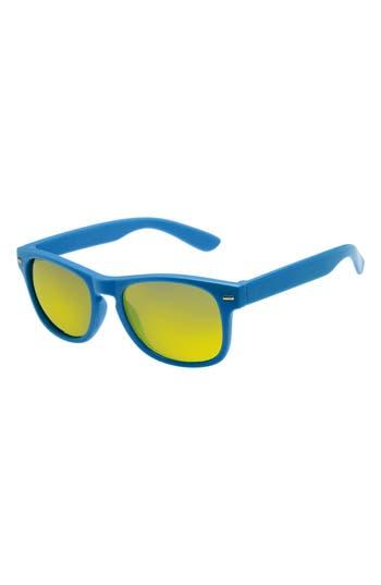 Boys Capelli New York Mirrored Sunglasses  Blue Combo