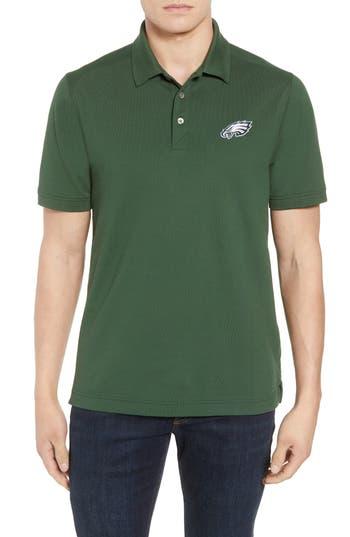 Cutter & Buck Philadelphia Eagles - Advantage Regular Fit DryTec Polo