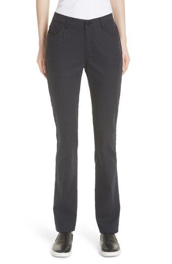 Lafayette 148 New York Thompson Straight Leg Jeans