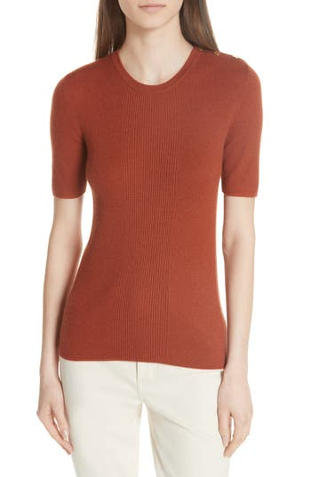 Tory Burch Taylor ribbed sweater Nicekicks Choice Cheap Online Free Shipping Looking For Buy Cheap Finishline lCCq1M2I