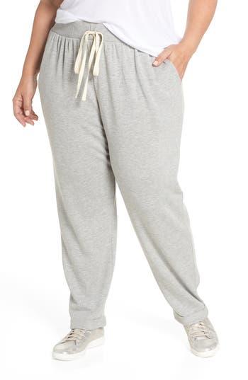 Fleece Cuffed Sweatpants