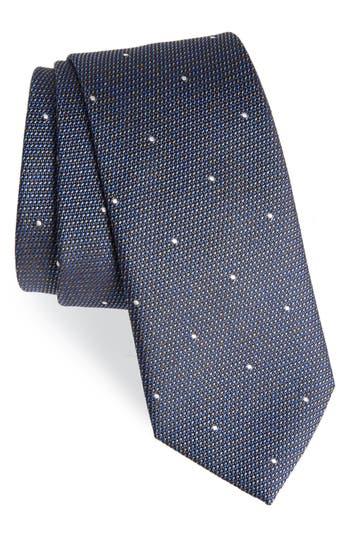 Burberry Manston M Dot Silk Tie