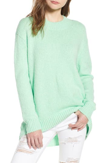 Leith High-Low Sweater