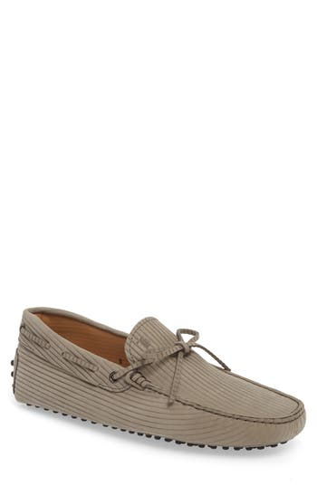 TOD'S LACCETTO GOMMINO DRIVING SHOE