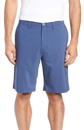 Travis Mathew Keen Microcheck Shorts