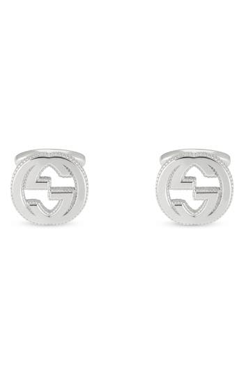 Gucci Double-G Cuff Links