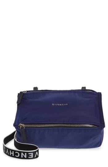 Givenchy Mini Pandora Nylon Shoulder Bag