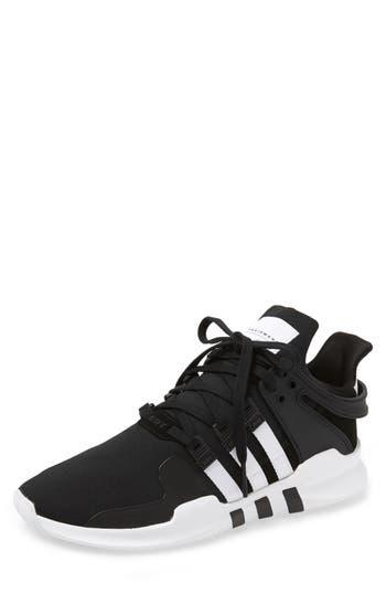 Adidas originali eqt appoggio avanzata scarpa, traccia rosa / bianco / core
