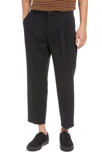 The Rail Pleated Crop Pants