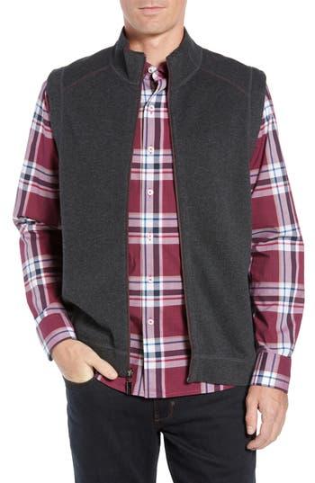 Tommy Bahama Flip Side Reversible Zip Vest
