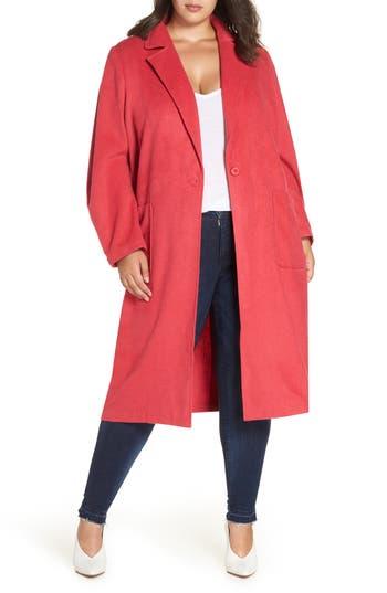 Leith Single Button Long Jacket